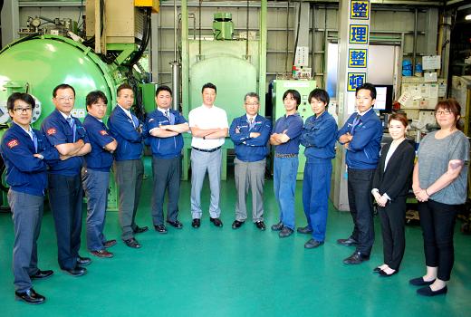 金属熱処理 武藤工業株式会社
